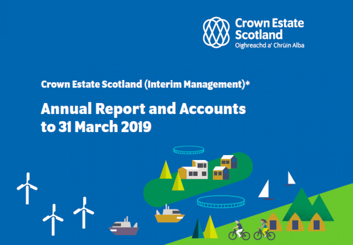 Annual rReport and Accounts to 31 March 2019