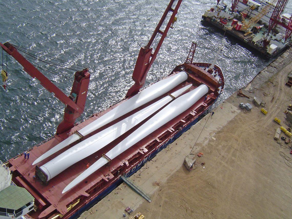 Beatrice Offshore Wind Turbine