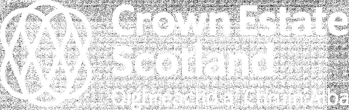 Crown Estate Scotland reversed logo - PNG